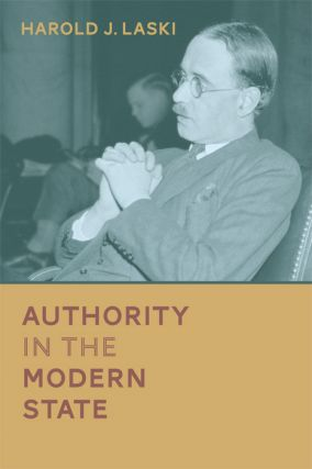 Authority in the Modern State. Harold J. Laski.