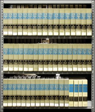 American Law Reports Federal 2d. Vol. 1-49 (2005-2010) w/2011 supps. Thomson West