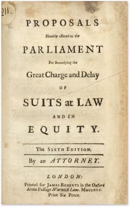A Discourse Concerning the Laws [and Five Other Titles].