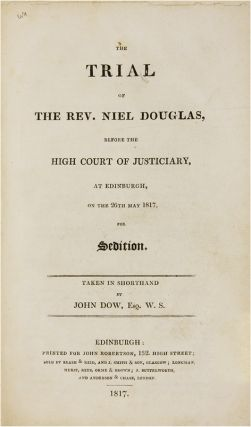 An Address to the Judges and Jury, In a Case of Alleged Sedition...