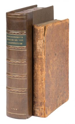 Debates, Resolutions and Other Proceedings, of the Convention of the. Massachusetts.