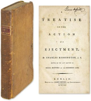 A Treatise on the Action of Ejectment. Charles Runnington.