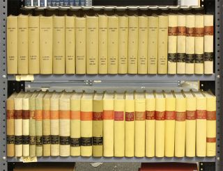 Delaware Chancery Reports. Vols. 1-43 (1814-1968). Complete set. Delaware Court of Chancery. Delaware Supreme Court.