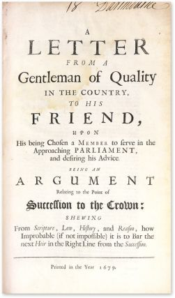 The Arraignment, Tryal and Condemnation of Robert Earl of Essex...