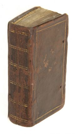 Les Tenures de Monsieur Littleton [Bound with] A Profitable Booke. Sir Thomas Littleton, John Perkins.