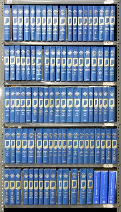 Indiana Code Annotated, West's. 95 Vols. Complete set thru 2015 supps. Thomson Reuters