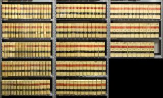 United States Reports. 187 Vols: 232-346; 348; 350-420 (1922-1974). United States Supreme Court