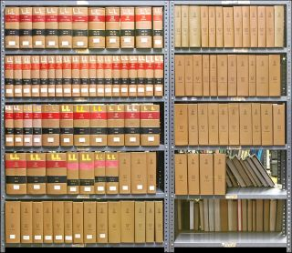 Yale Law Journal. Vols. 62 to 115 no. 4 (1952-2006) lacking 15 issues. Yale Law Journal Co