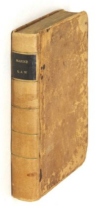 A Practical Treatise or Compendium of the Law of Marine Insurance. John Ilderton Burn.