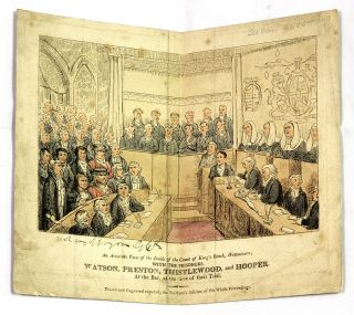 High Treason!! The Whole Proceedings on the Trial of Arthur...