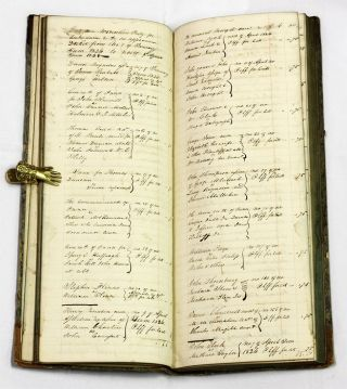 Docket Book, Mifflin County, Pennsylvania, 1812-1839.