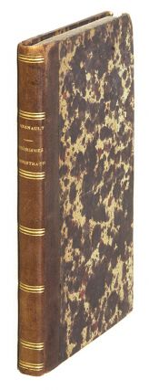 Aphorismes Administratifs. Paris, 1859, Only Edition. Amable Regnault
