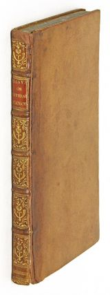Essays on Several Subjects, Viz, I On the Late Act to Prevent. Charles Lind.