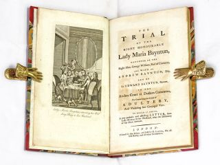 The Trial of the Right Honourable Lady Maria Bayntun, Daughter of...