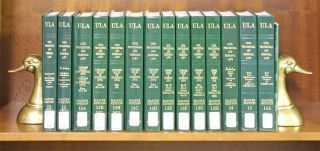 Civil Procedure and Remedial Laws Vols. 13-15A, Uniform Laws Annotated