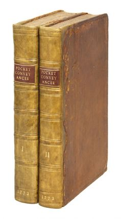 The Pocket Conveyancer, Or Attorney's Useful Companion, Containing. Gentleman of Lincoln's Inn