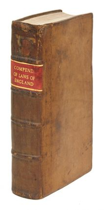 A Compendium of the Laws and Government Ecclesiastical, Civil and. Henry Curson