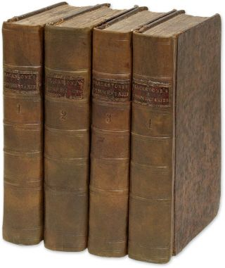 Commentaries on the Laws of England, In Four Books, 6th Edition. Sir William Blackstone