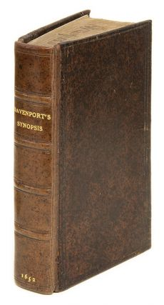 Synopsis or, An Exact Abridgement of The Lord Cokes Commentaries upon. Sir Edward Coke, Sir Humphrey Davenport.