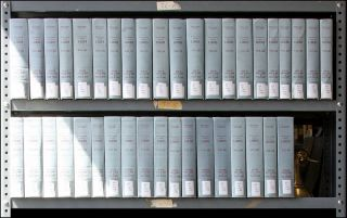 Parliamentary Debates (Official) House of Lords Vol 1-403 (1909-1980).