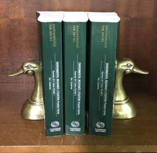 Environmental Insurance Litigation: Practice Forms, 2017-2 ed. 3 Vols. Tod I. Zuckerman