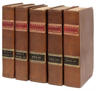Blackstone's Commentaries, With Notes and Reference to the... 5 Vols. Sir William Blackstone, St...