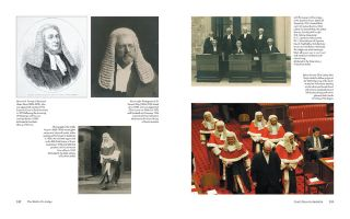 The Habit of a Judge: A History of Court Dress in England & Wales...