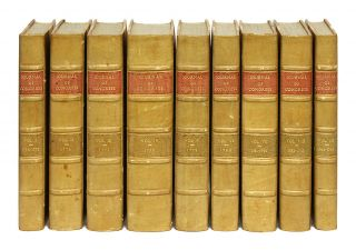 Journals of the Continental Congress, 1774-1783, 9 vols, 1777-1784. United States, Continental...
