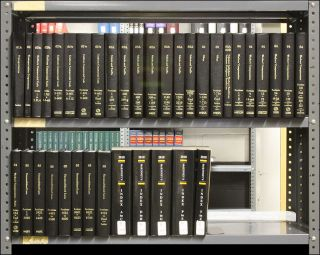 McKinney's Consolidated Laws of New York. 329 books 33 linear feet