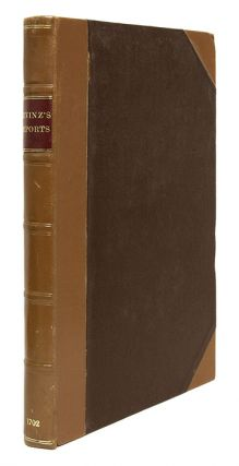 A Collection of Select and Modern Entries of Declarations. Sir Creswell Levinz.