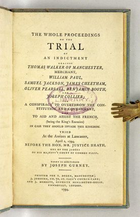 The Whole Proceedings on the Trial of an Indictment Against Thomas...