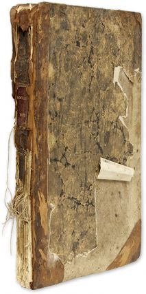 Docket Book, Court of Common Pleas, Plymouth, Massachusetts, 1823. Manuscript, Massachusetts.