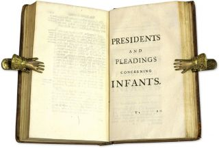 The Infants Lawyer, Or, The Law (Both Ancient and Modern) Relating...