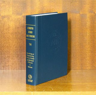 Corpus Juris Secundum. Vol. 76. Receiving or Transferring Stolen Goods. Thomson Reuters