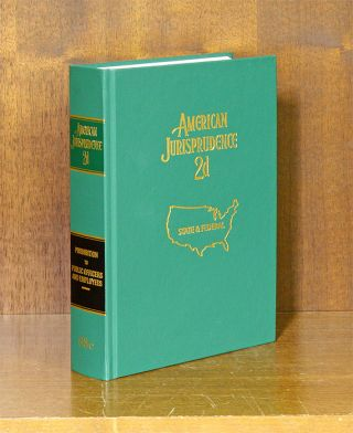 American Jurisprudence 2d. Vol. 63C Prohibition to Public Officers. Thomson Reuters