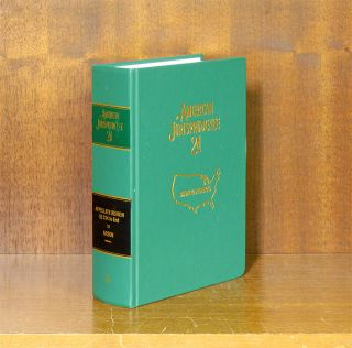 American Jurisprudence 2d. Vols 5. Appellate Review 234-End to Arson. Thomson Reuters