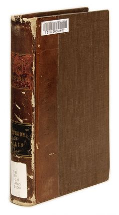 A New Law Dictionary: Containing a Concise Exposition... London, 1829. James Whishaw