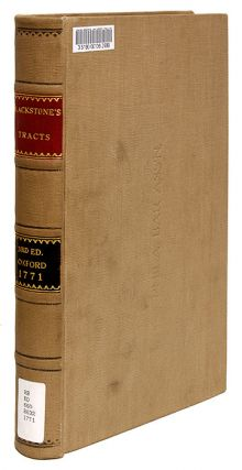 Tracts, Chiefly Relating to the Antiquities and Laws of England.