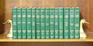Uniform Commercial Code. (Vols. 1-3B, Uniform Laws Annotated). 14 vols. American Law Institute....
