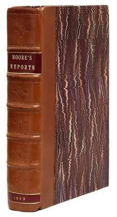 Cases Collect & Report per Sir Francis Moore Chivaler, Serjeant del. Sir Francis Moore, Sir...