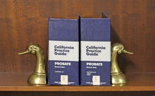 California Practice Guide Probate. 2 Volumes. thru Sep. 2017 Update. Bruce S. Ross, Jeryll S. Cohen
