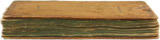 Account Book. Freehold, New Jersey, 1829-1839.