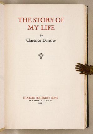 The Story of My Life, Signed Limited First Edition.