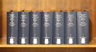 Moy's Walker on Patents 4th ed. 7 vols through March 2017 supplement. R. Carl Moy