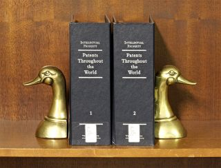 Patents Throughout the World. 2 Vols. through Release 48/Nov. 2018. Henry D. Teegarden