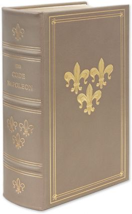 The Code Napoleon, Verbally Translated From the French. to Which is. Code Napoleon