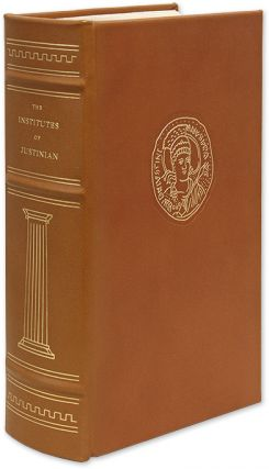 The Institutes of Justinian. Latin and English translation. Justinian I., John Baron Moyle, and...