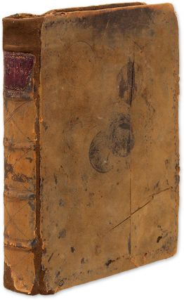 Account Book, New York City, 1795-1798. [xxiii], 326 pp. Quarto. Manuscript, John H. Remsen