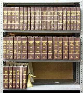 United States Supreme Court Digest Lawyer's Edition 41 bks thru 2019. LexisNexis
