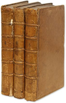 The Justice of the Peace, And Parish Officer, 4th ed, London, 1757. Richard Burn